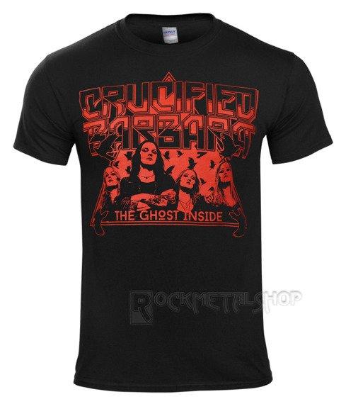 koszulka CRUCIFIED BARBARA - THE GOST INSIDE