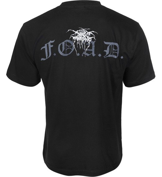 koszulka DARKTHRONE - F.O.A.D.