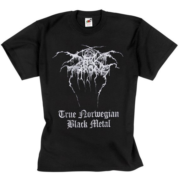 koszulka DARKTHRONE - TRUE NORWEGIAN BLACK METAL