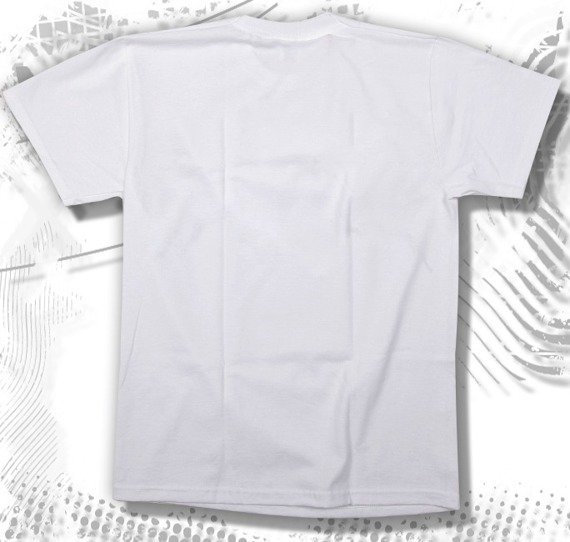 koszulka DEATH FILTER HUMANITY biała