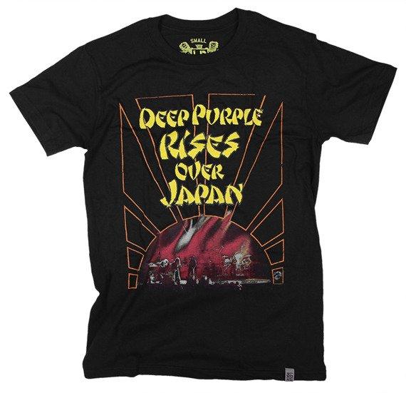 koszulka DEEP PURPLE - RISES OVER JAPAN