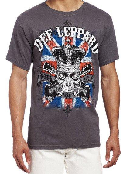koszulka DEF LEPPARD - ROCK OF AGES