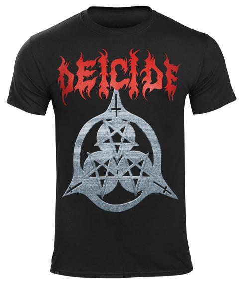 koszulka DEICIDE - ONCE UPON THE CROSS