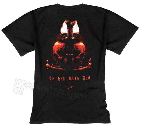 koszulka DEICIDE - TO HELL WITH GOD