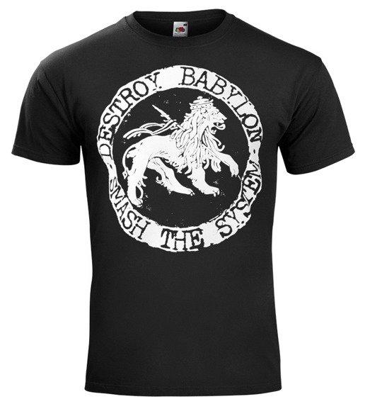 koszulka DESTROY BABYLON