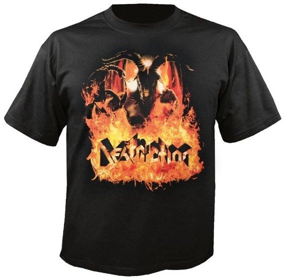 koszulka DESTRUCTION - HATE IS MY FUEL