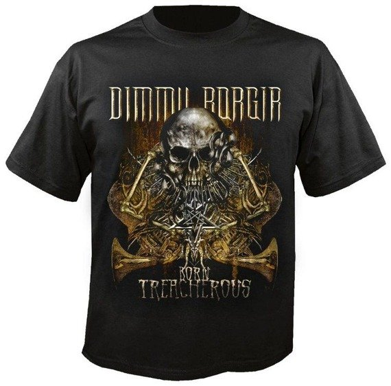 koszulka DIMMU BORGIR - BORN TREACHEROUS