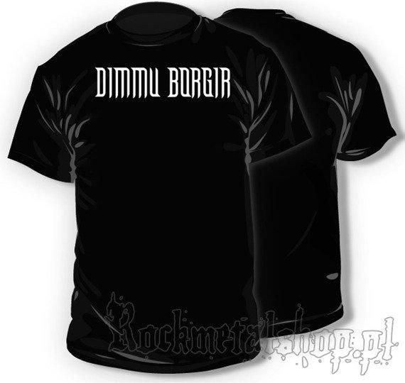 koszulka DIMMU BORGIR czarna [smK-8911]