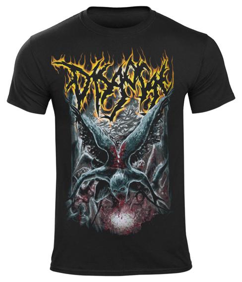 koszulka DISGORGE - PERISH ANGEL
