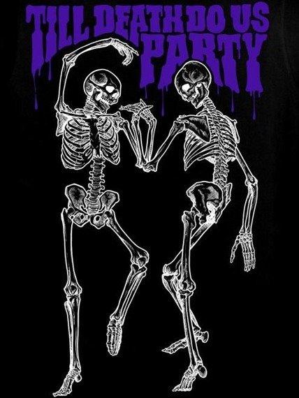 koszulka DISTURBIA - TILL DEATH (BLACK)