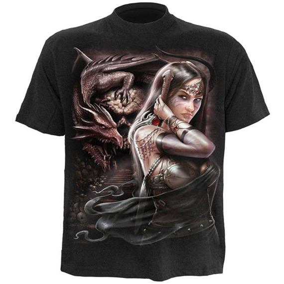 koszulka DRAGON PRINCESS