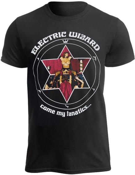 koszulka ELECTRIC WIZARD - COME MY FANATICS