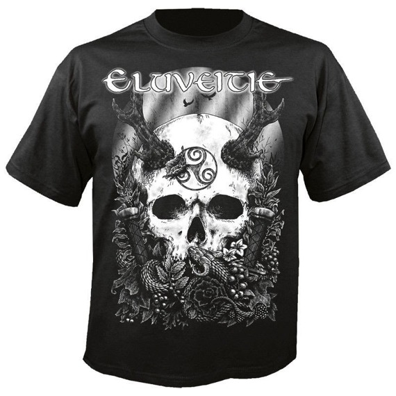 koszulka ELUVEITIE - THE ANTLERED ONE