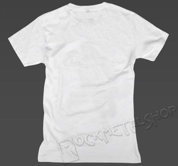 koszulka ELVIS PRESLEY - BLUE SUEDE WHITE