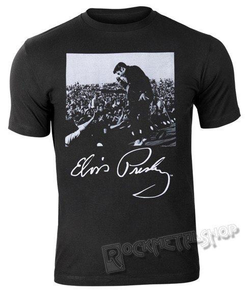 koszulka ELVIS PRESLEY - ELVIS LIVE
