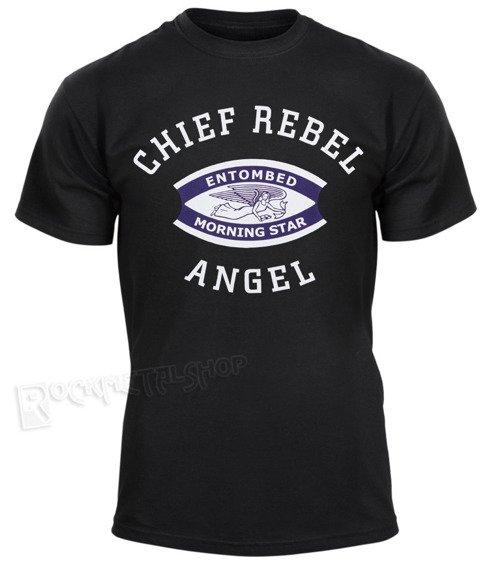 koszulka ENTOMBED - CHIEF REBEL