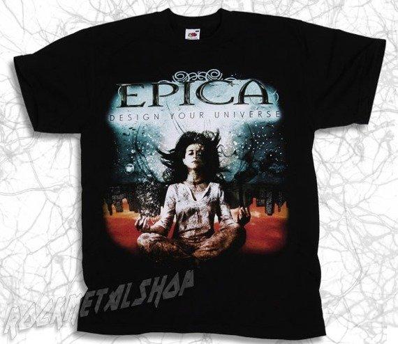 koszulka EPICA - DESIGN YOUR UNIVERSE