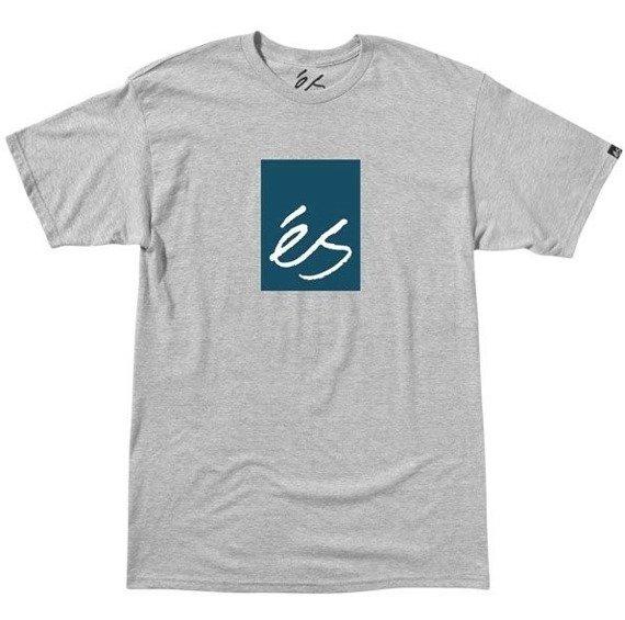koszulka ES - MAINBLOCK (GREY/BLUE)