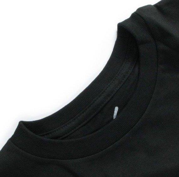 koszulka ES - SCRIPT SOLID (BLACK)
