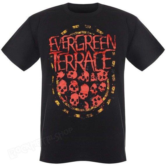koszulka EVERGREEN TERRACE - SKULL EMBLEM