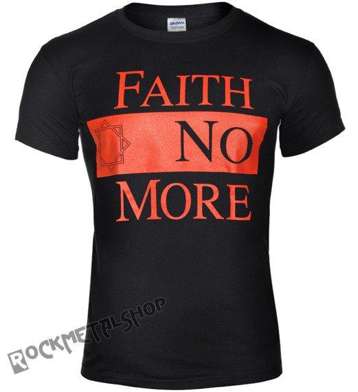 koszulka FAITH NO MORE - STAR LOGO
