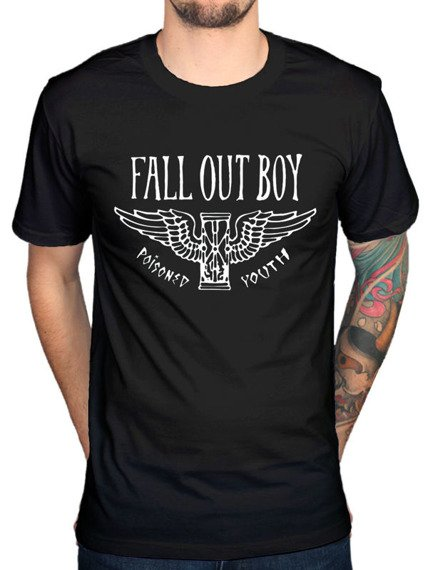 koszulka FALL OUT BOY - HOURGLASS