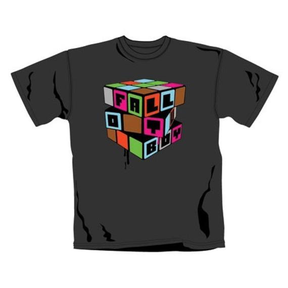 koszulka FALL OUT BOY - RUBIX