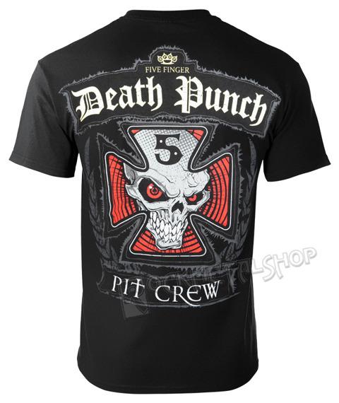 koszulka FIVE FINGER DEATH PUNCH - THE CREW