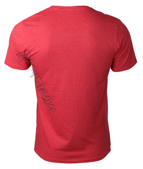 koszulka FLASH RUNNING czerwona