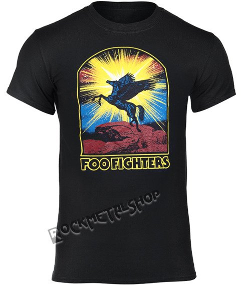 koszulka FOO FIGHTERS - HORSE