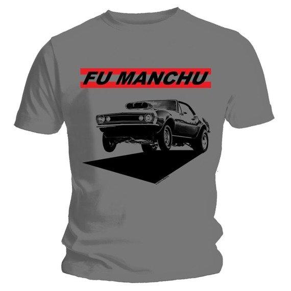 koszulka FU MANCHU - MUSCLE