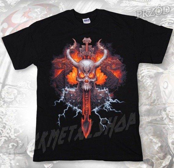 koszulka GOD OF THUNDER (LG163600)
