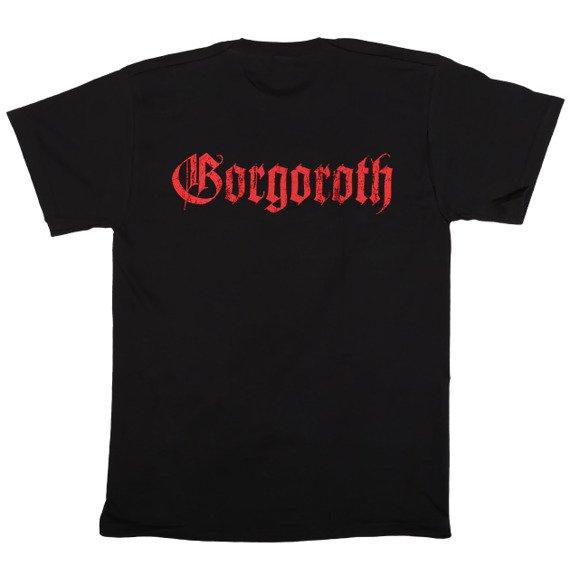 koszulka GORGOROTH - TWILIGHT OF THE IDOLS