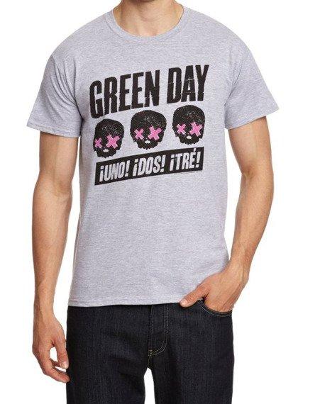 koszulka GREEN DAY - 3 HEADS BETTER THAN