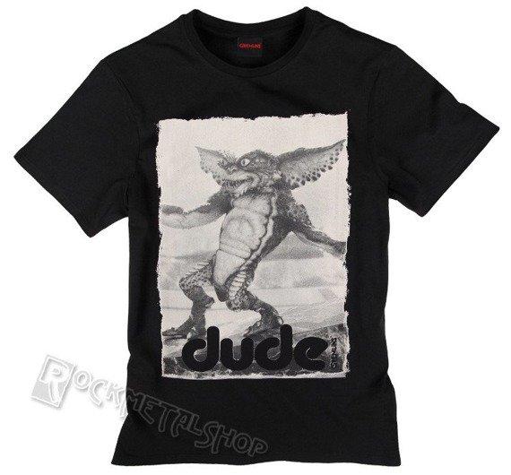 koszulka GREMLINS - DUDE czarna