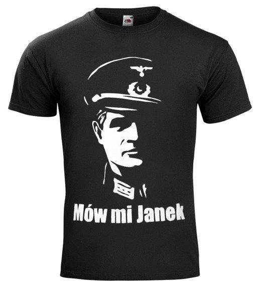koszulka HANS KLOSS - MÓW MI JANEK