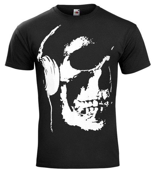 koszulka HEADPHONE SKULL