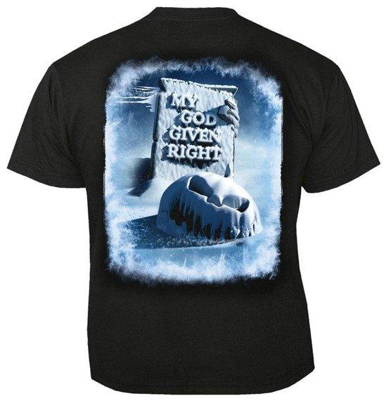 koszulka HELLOWEEN - MY GOD GIVEN RIGHT BLACK