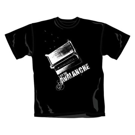 koszulka I AM THE AVALANCHE - PIANO