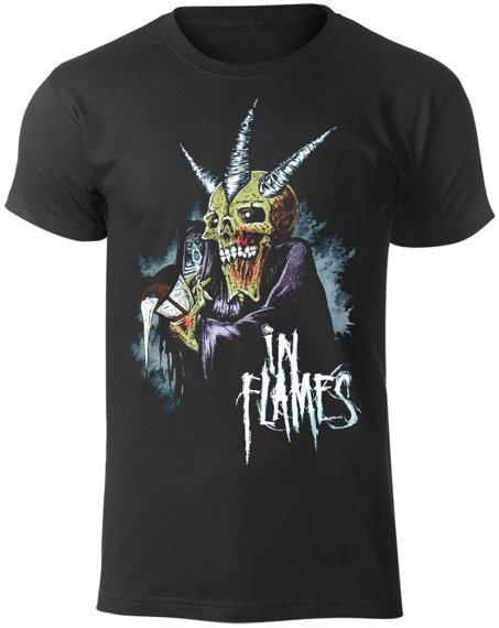 koszulka IN FLAMES - TIME KEEPER