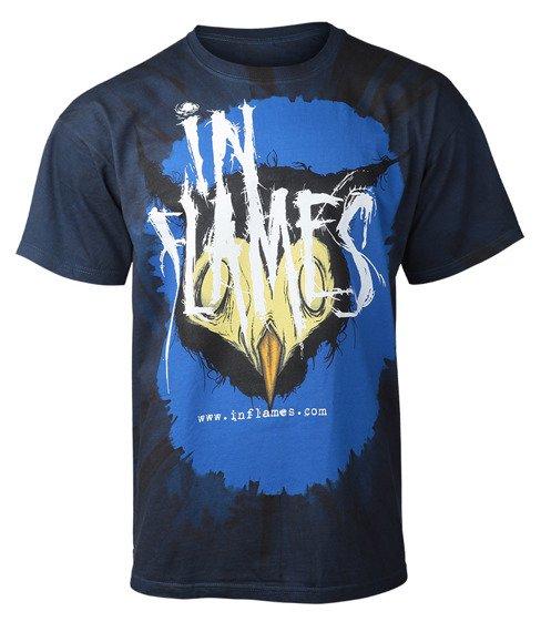 koszulka IN FLAMES - WWW.INFLAMES.COM barwiona