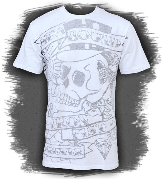 koszulka IRON FIST - SEA BOUND (WHITE)