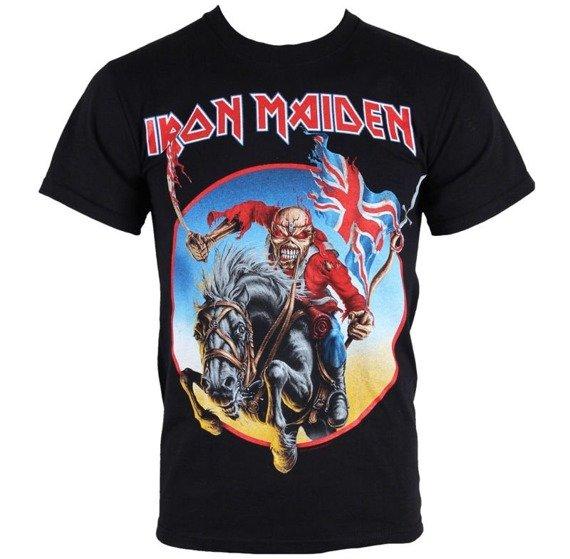 koszulka IRON MAIDEN - EURO TOUR 2013