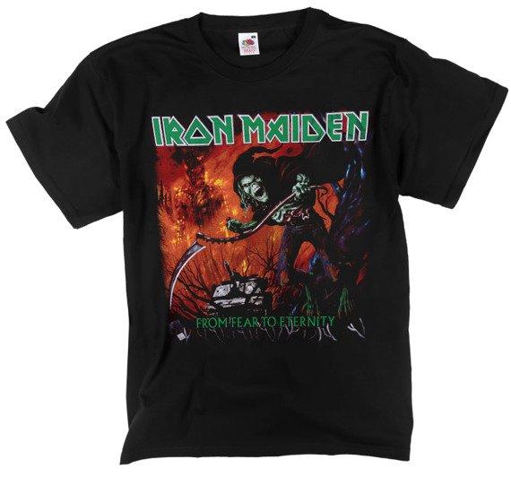 koszulka IRON MAIDEN - FROM FEAR TO ETERNITY  IRM 080