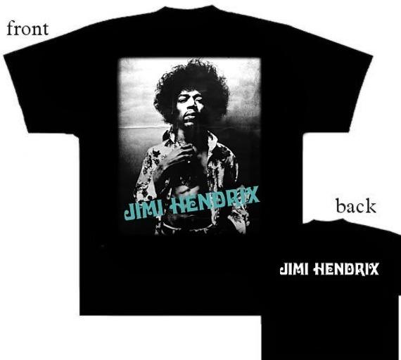 koszulka JIMI HENDRIX