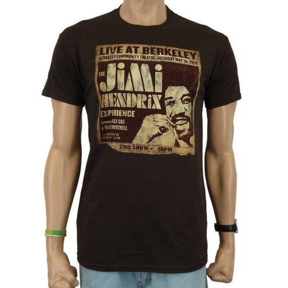 koszulka JIMI HENDRIX - LIVE AT BERKELEY