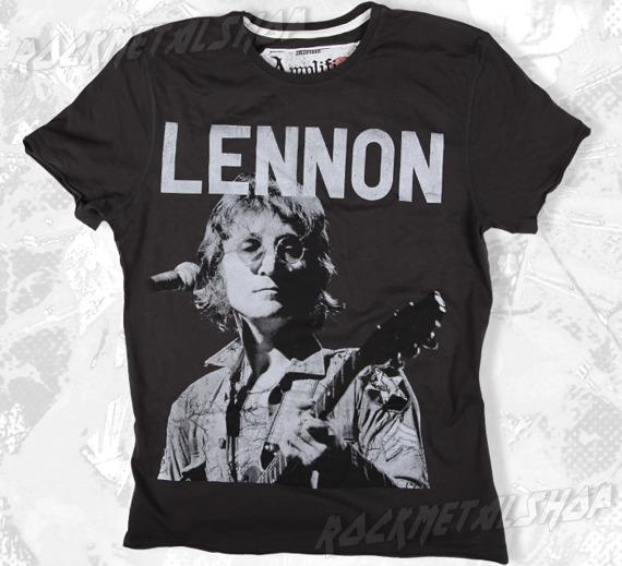 koszulka JOHN LENNON - COLD TURKEY szara