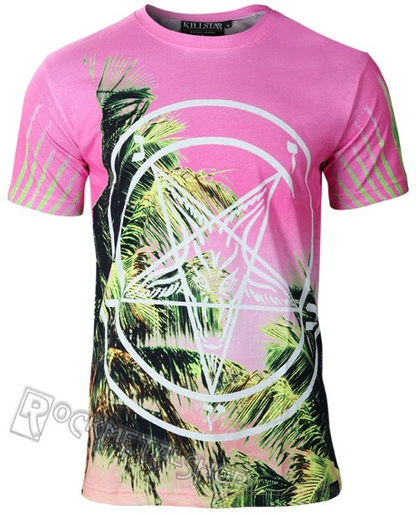 koszulka KILL STAR - PALM SPRINGS
