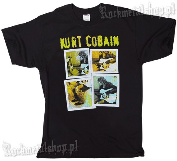 koszulka KURT COBAIN - PHOTO