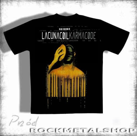 koszulka LACUNA COIL - CARMACODE (F.780)